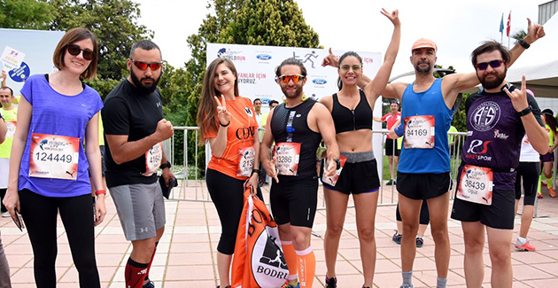 Wings For Life World Run Yarışında Derece