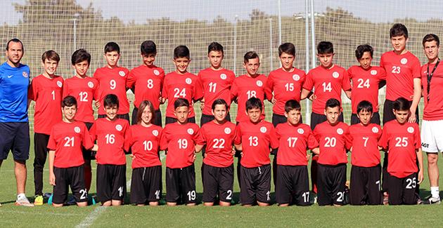 Antalyaspor Rotayı Şampiyonluğa Çevirdi