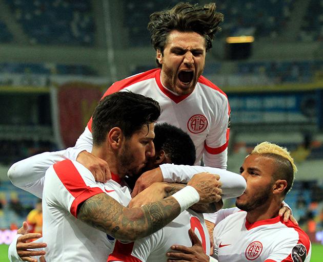 Antalyaspor'un Altın Sezonu