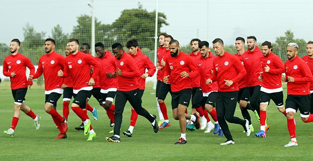 Antalyaspor'un Kamp Dönemi Belli Oldu