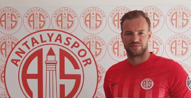 Ruud Boffin Antalyaspor'da