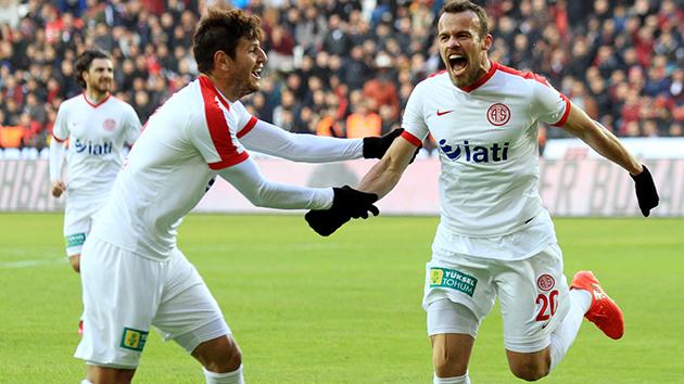 Antalyaspor'dan Rekor Üstüne Rekor
