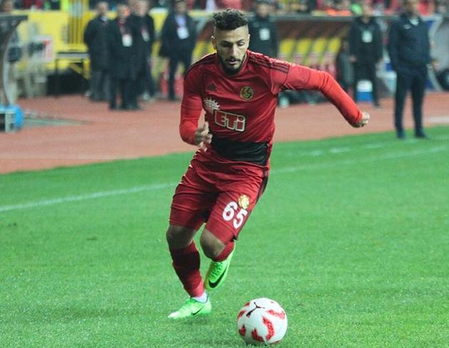 Antalyaspor'da Hedef Kamil Ahmet