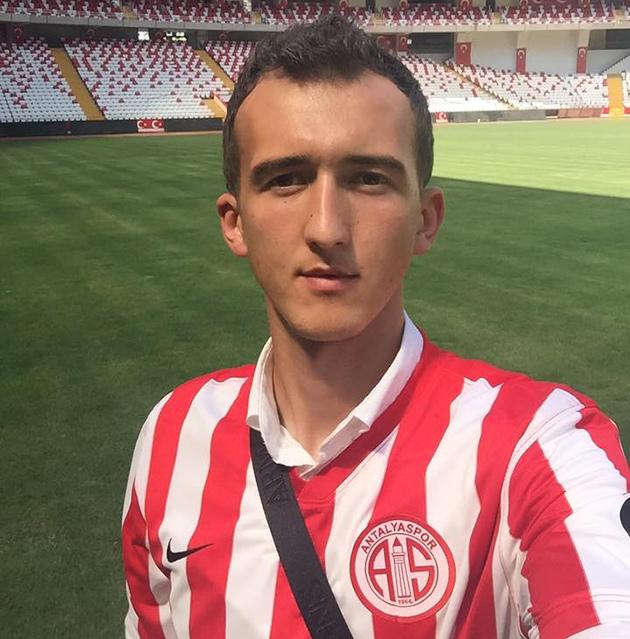 Antalyaspor'da Kenan Horic de Yolcu