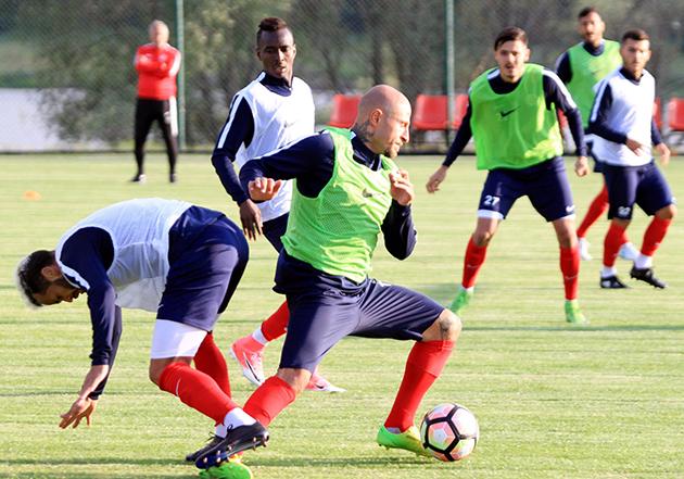 Antalyaspor'da Boluspor Hazırlığı