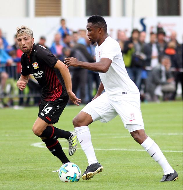 Antalyaspor, Leverkusen İle Yenişemedi
