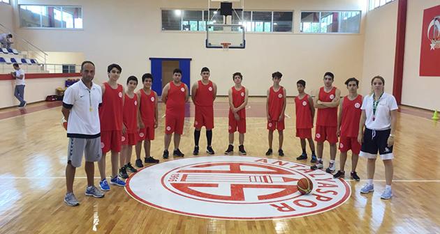Basketbol Okulu Kursları Başladı