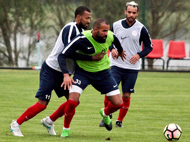 Antalyaspor'un Maç Programı Belli Oldu