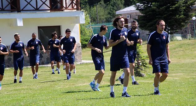 Antalyaspor Yeni Sezon Hazırlıklarını Sürdürüyor