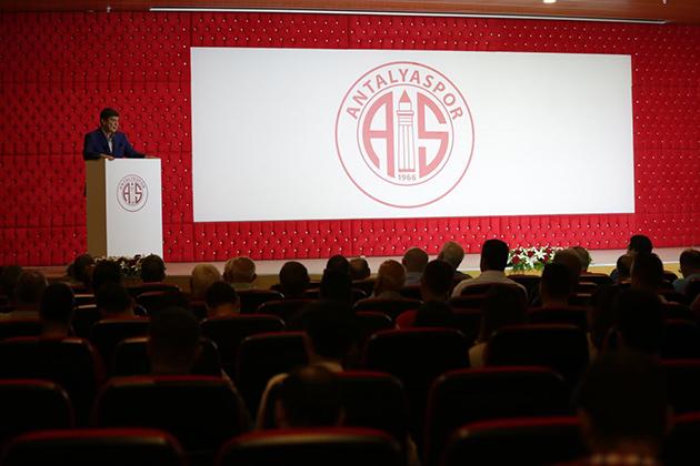 Türel'den Antalyaspor'a Kolej Müjdesi