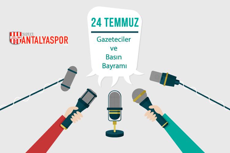 Gazeteciler ve Basın Bayramı – Kutlama