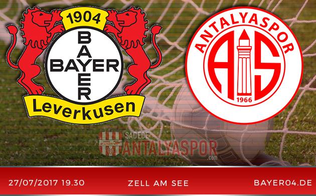 Antalyaspor'un On Biri Belli Oldu