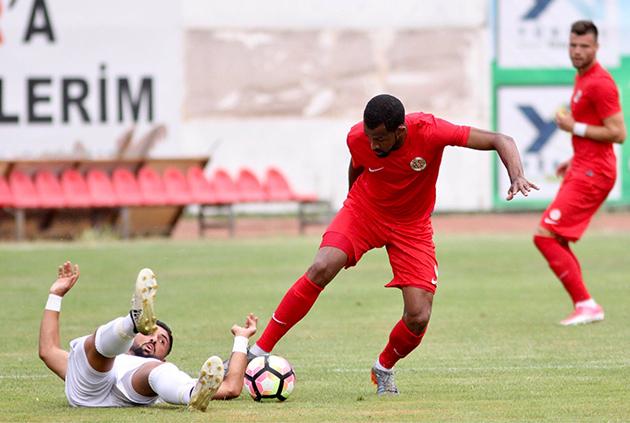 Antalyaspor Bolu'da Kazanamadı
