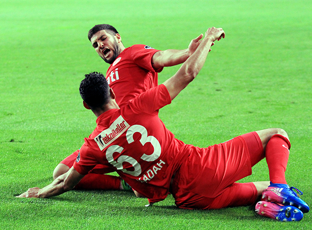Antalyaspor'dan İki Sezonda Muhteşem Gelir