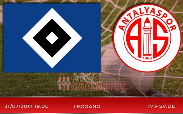 Hamburg  SV Maçının Kadrosu Belli Oldu