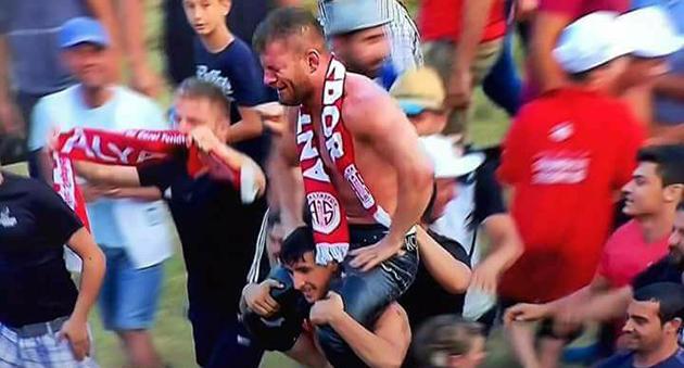 Kırkpınar'da Kazanan Antalyaspor