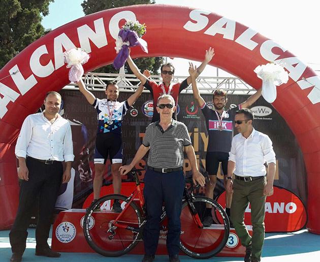 Antalyaspor Türkiye Şampiyonası'ndan Dereceyle Döndü