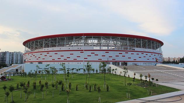 Antalya Bir Kez Daha Milli Takıma Ev Sahipliği Yapacak