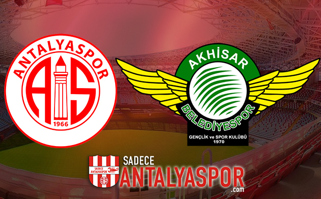 Antalyaspor – Akhisar Belediyespor (İSTATİSTİK)