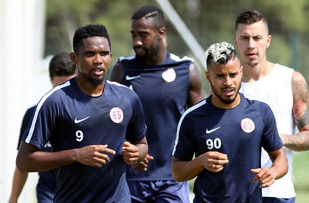Antalyaspor Sakatlıklarla Boğuşuyor