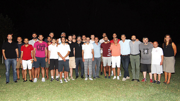 Antalyaspor Tanışma Yemeğinde Buluştu