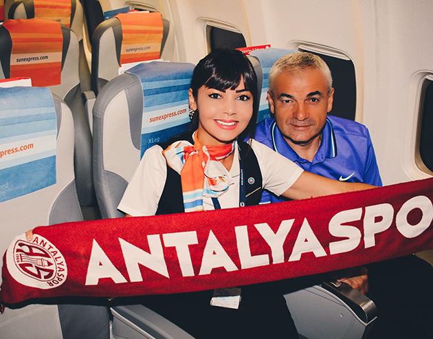 Antalyaspor Malatya'ya Gitti