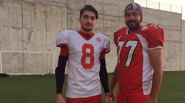 Antalyaspor'dan İki Sporcuya Milli Davet