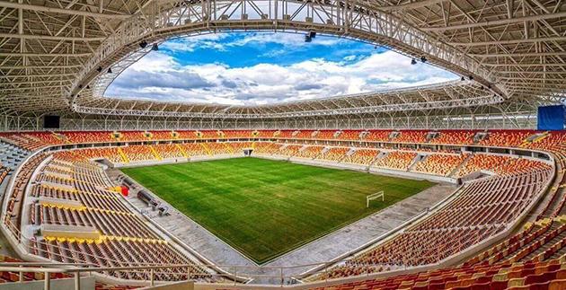 Açılış Antalyaspor Maçı İle Yapılacak