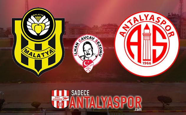Yeni Malatyaspor – Antalyaspor (İSTATİSTİK)