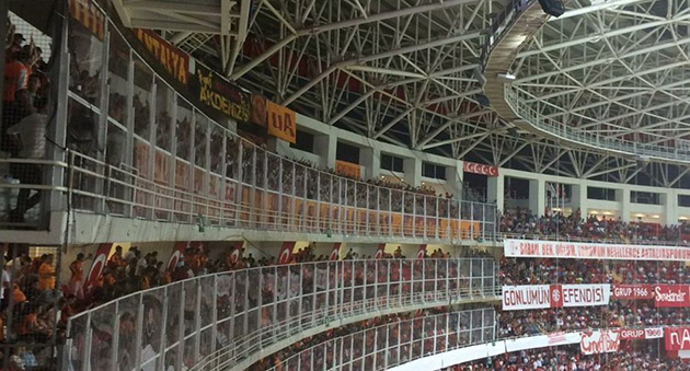 Antalyaspor'a TFF'den Soruşturma