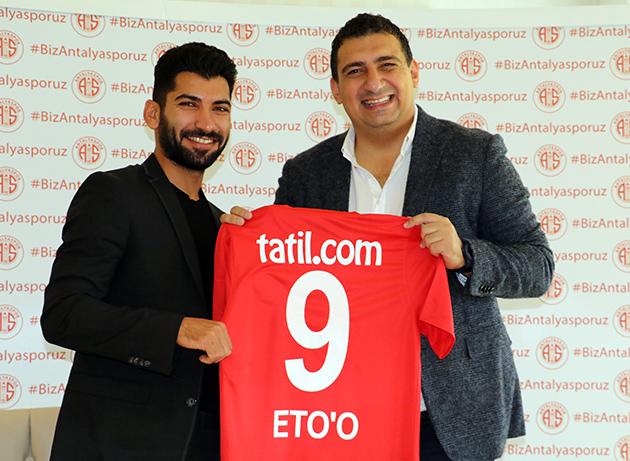 Antalyaspor Sponsorluk Anlaşmasını Duyurdu