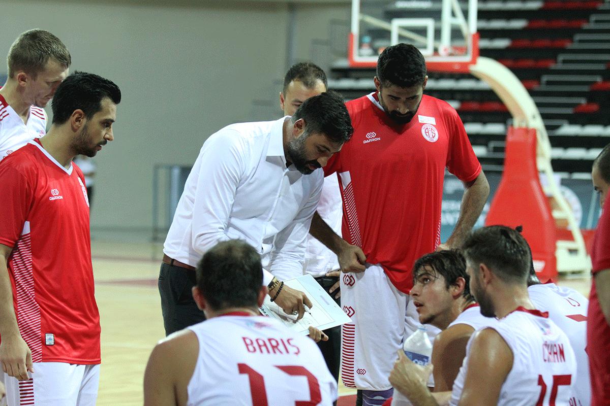 Antalyaspor Namağlup İlerliyor