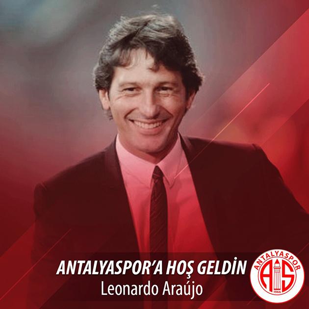 Antalyaspor Yeni Teknik Direktörünü Duyurdu