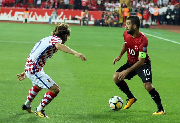 Türkiye 1 – 0 Hırvatistan