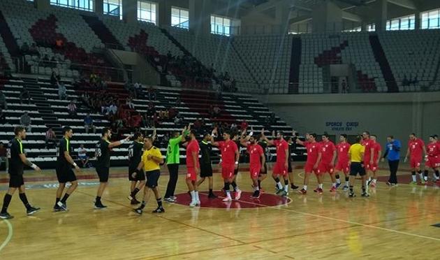 Antalyaspor 26 – 26 Adıyaman Belediyespor