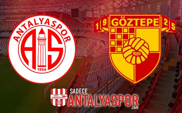 Antalyaspor – Göztepe (İSTATİSTİK)