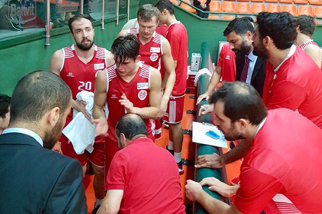 Bandırma Kırmızı 75 – 79 Antalyaspor
