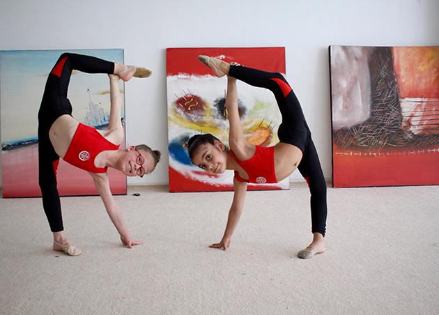 Cimnastikçiler Cumhuriyet Kupası'nda Mücadele Edecek