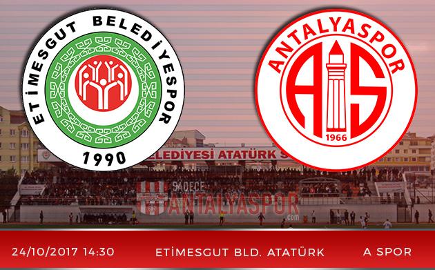 Etimesgut Belediyespor – Antalyaspor Maçı Hangi Kanalda?