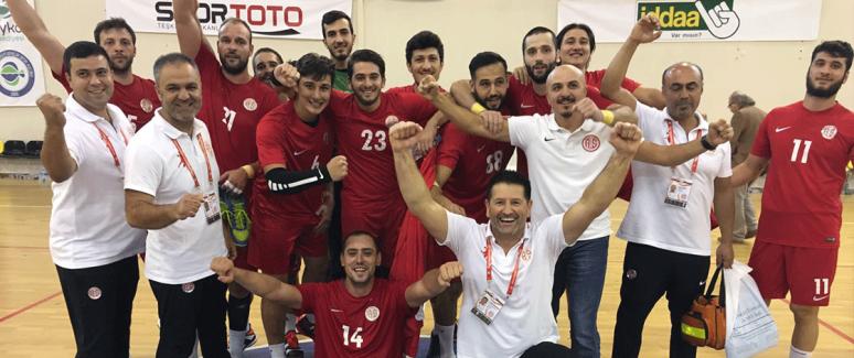 Antalyaspor EHF Kupası'nda Mücadele Edecek