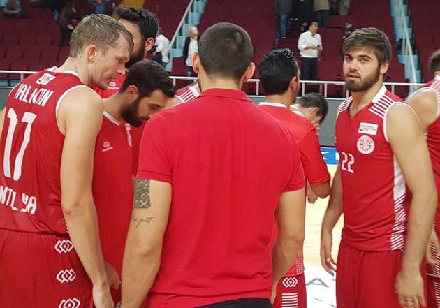İstanbul Beylikdüzü 77 – 80 Antalyaspor