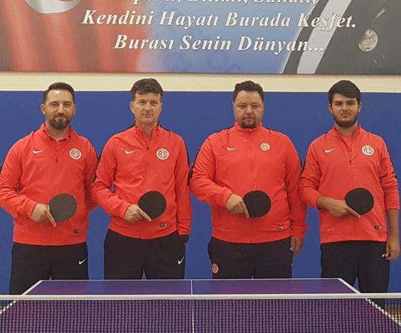 Antalyaspor 1.Etap İçin Adana'da