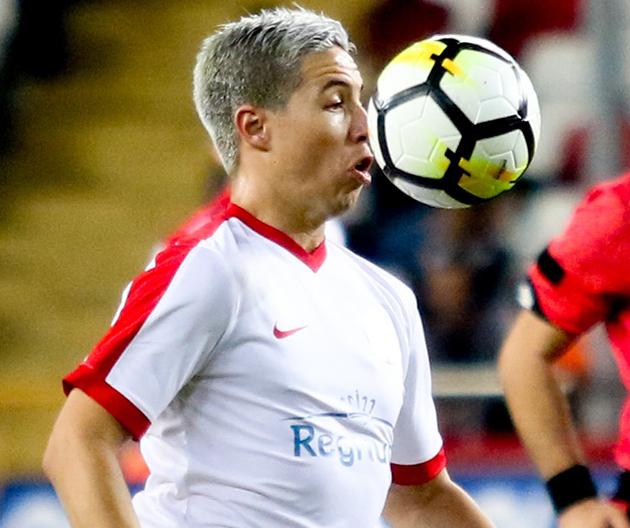 Antalyaspor'da Nasri'nin Sözleşmesi Feshedildi