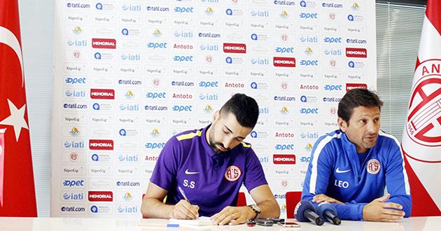 """Leonardo: """"Antalyaspor Bu Sırayı Hak Etmiyor"""""""