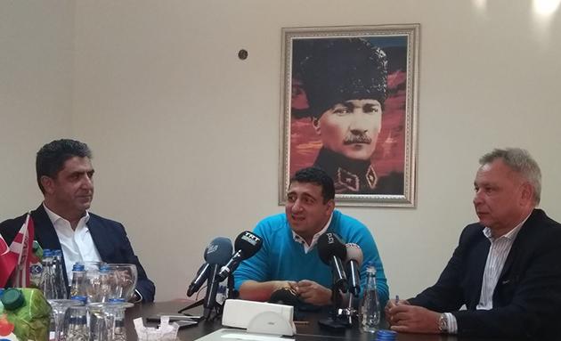 """Öztürk: """"Antalyaspor'un Bağırsaklarını Temizlemesi Lazım"""""""