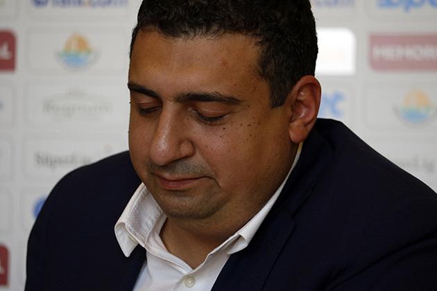 """Ali Şafak Öztürk: """"Antalya Şehri Başarıyı Hak Ediyor"""""""