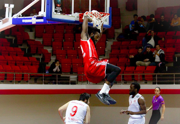 Samsun BŞB Anakent 63 – 74 Antalyaspor