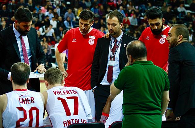 Antalyaspor 93 – 90 Selçuklu Belediyesi