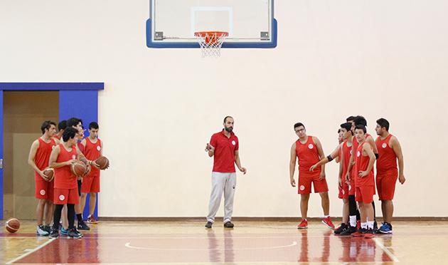 Basketbol Kış Spor Okulu Devam Ediyor