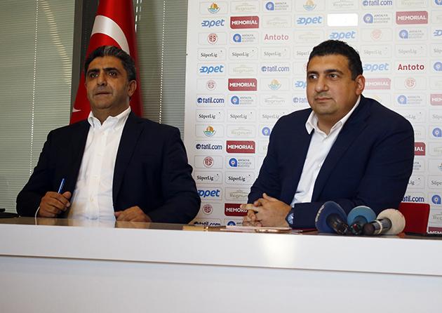"""Ali Şafak Öztürk: """"Bazıları Başarılı Olmamızı İstemiyor"""""""